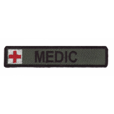 Namnband med Röda korset - 5 pack
