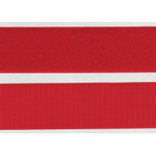 Kardborrband Röd, 50mm