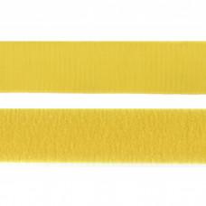Kardborrband Gul, 50mm