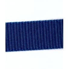Syntetband 25mm, Blå, PP