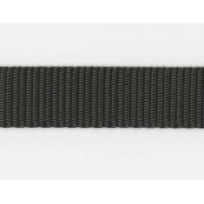 Syntetband 25mm, Olivgrönt, PP