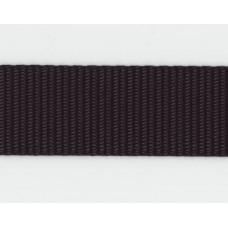 Syntetband 30mm, Svart, PP